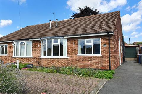 2 bedroom semi-detached bungalow for sale - Wells Road, Mickleover, Derby
