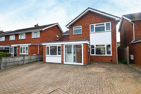 4 bedroom detached house for sale - Warren Close, Churchdown