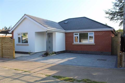 3 bedroom detached bungalow for sale - Tysoe Hill, Glenfield