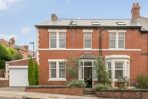 4 bedroom end of terrace house for sale - Northumberland Gardens, Jesmond Vale, Newcastle upon Tyne