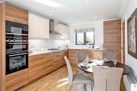 4 bedroom semi-detached house for sale - Plot 1, The Alder - Plot 1 at Stoneywood, Mill Park Drive, Aberdeen AB21