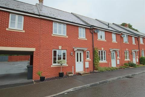 3 bedroom terraced house for sale - Bathern Road, Southam Fields, Exeter