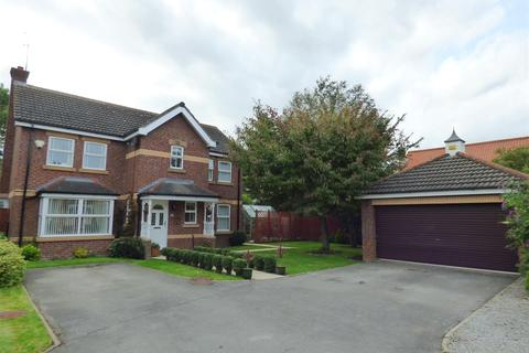 4 bedroom detached house for sale - Sellers Drive, Leconfield, Beverley, East Riding of Yorkshire, HU17 7NA