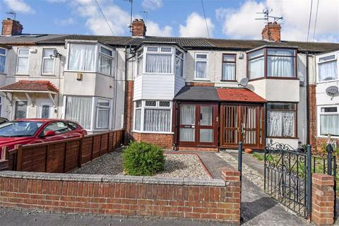 2 bedroom terraced house for sale - Rutland Road, Spring Bank West, Hull, HU5
