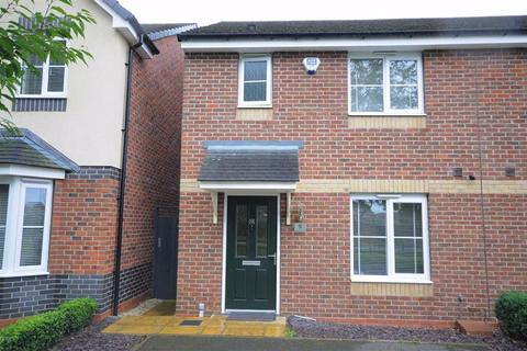 3 bedroom semi-detached house for sale - Blundell Drive, Stone