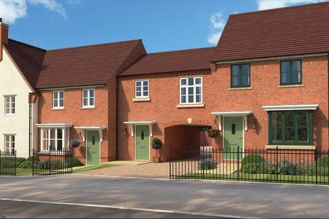 2 bedroom terraced house for sale - Plot 133, Whelan at The Village at Wedgwood Park, Wedgwood Drive, Barlaston, STOKE-ON-TRENT ST12
