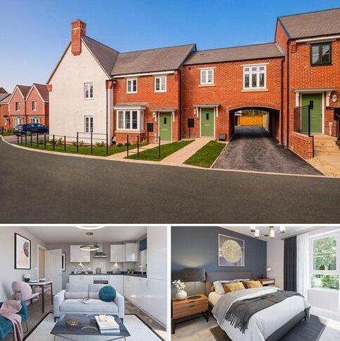 2 bedroom terraced house for sale - Plot 133, Whelan at The Village at Wedgwood Park, Wedgwood Drive, Barlaston, STOKE-ON-TRENT ST12