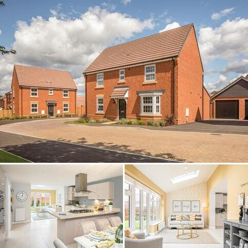 4 bedroom detached house for sale - Plot 134, Cadleigh at Oakwood Grange, Aspen Gardens, Hook, HOOK RG27