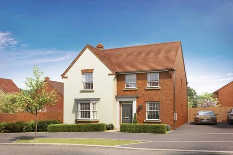 4 bedroom detached house for sale - Plot 335, HOLDEN at DWH at St Rumbold's Fields, Tingewick Road, Buckingham, BUCKINGHAM MK18