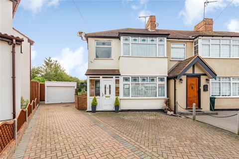 3 bedroom end of terrace house for sale - Saunton Road, Hornchurch, RM12