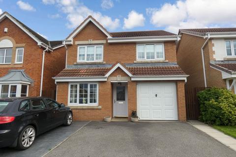 4 bedroom detached house for sale - Broadoaks, Murton, Seaham, Durham, SR7 9DL