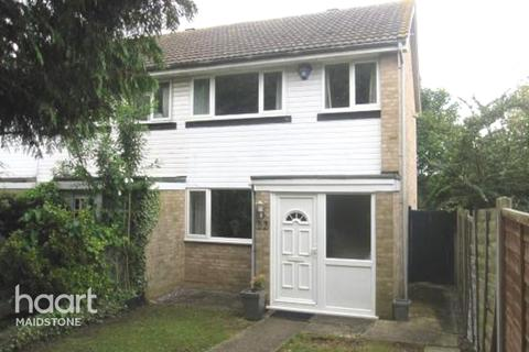 3 bedroom end of terrace house for sale - Higham Close, Maidstone
