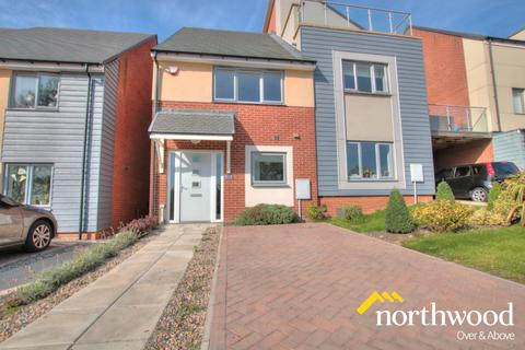 2 bedroom semi-detached house to rent - Chester Pike, The Rise, Newcastle upon Tyne, NE15 6BS