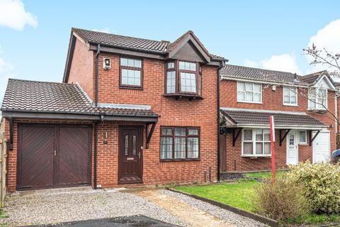 3 bedroom detached house for sale - Oban Grove, Fearnhead, Warrington, WA2 0TG