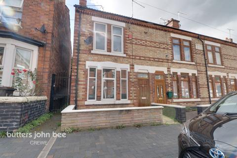 5 bedroom end of terrace house for sale - Lord Street, Crewe