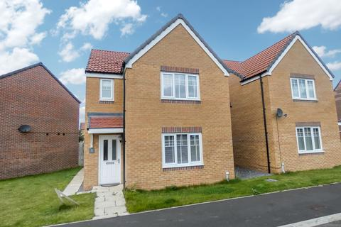 3 bedroom detached house for sale - Kirkharle Crescent, Ashington, Northumberland, NE63 8SL