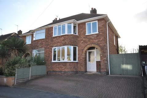3 bedroom semi-detached house for sale - Coniston Road, Melton Mowbray, Leicestershire