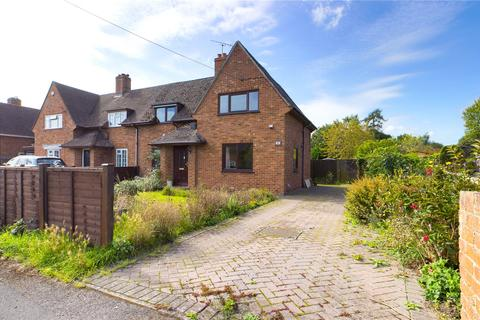 3 bedroom semi-detached house for sale - Heath Road, Bradfield Southend, Reading, Berkshire, RG7