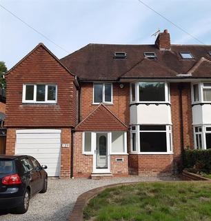 5 bedroom semi-detached house to rent - Dove House Lane, Solihull, B91 2EL