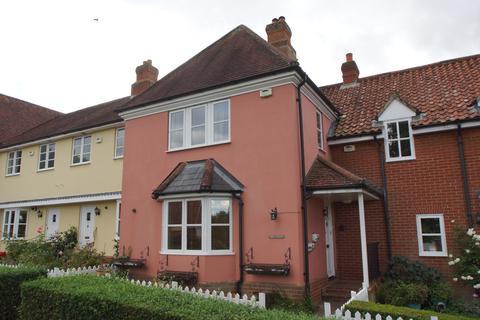 3 bedroom terraced house for sale - 5 Deacons Close, Lavenham, Sudbury CO10