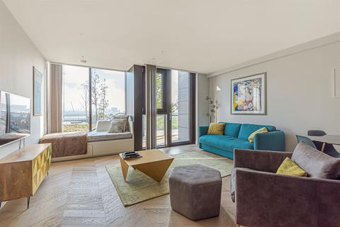 1 bedroom apartment to rent - Waterman Gardens, Tidemill Square, Lower Riverside, Greenwich Peninsula, SE10