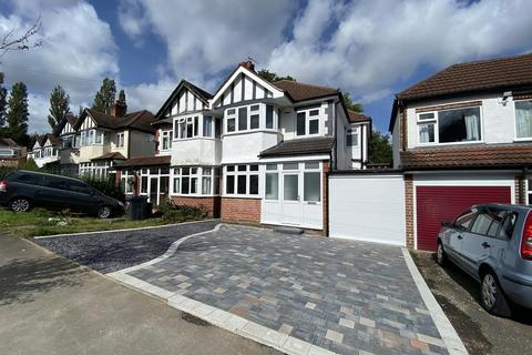 3 bedroom semi-detached house for sale - Wheats Avenue, Harborne, Birmingham, B17 0RJ