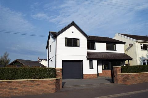 4 bedroom detached house for sale - Dolawel, Llanmorlais, Swansea,