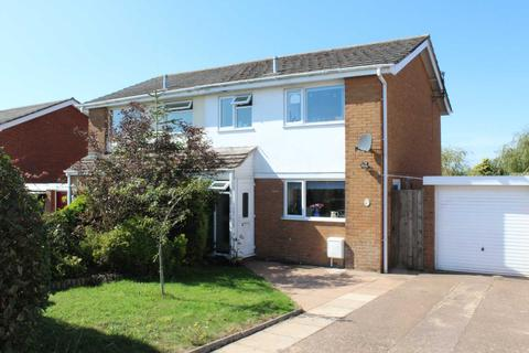 3 bedroom semi-detached house for sale - Brixington Lane, Exmouth