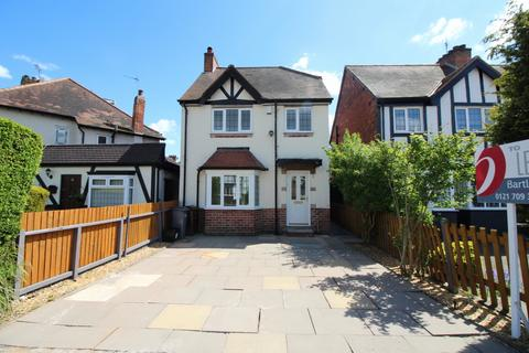 3 bedroom detached house to rent - Hazeloak Road Shirley Solihull