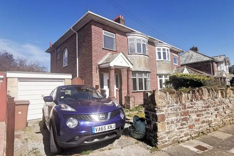3 bedroom semi-detached house to rent - Effingham Crescent, Plymouth