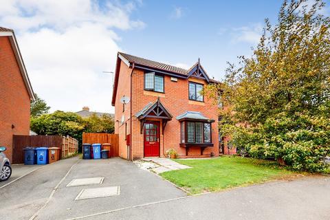 3 bedroom end of terrace house for sale - Rossington Drive,Littleover,Derby,DE23 3UP