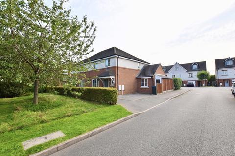 4 bedroom semi-detached house for sale - Mistyrose Close, Allesley, Coventry, CV5 - FULL GARAGE CONVERSION