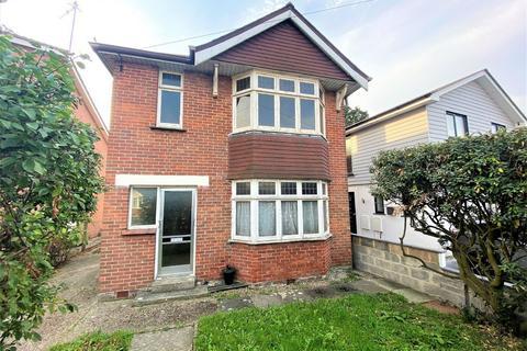 3 bedroom detached house for sale - Vicarage Road, Oakdale, POOLE, Dorset