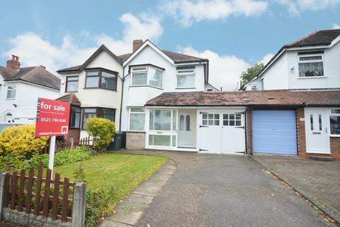 3 bedroom semi-detached house for sale - Bushmore Road, Hall Green