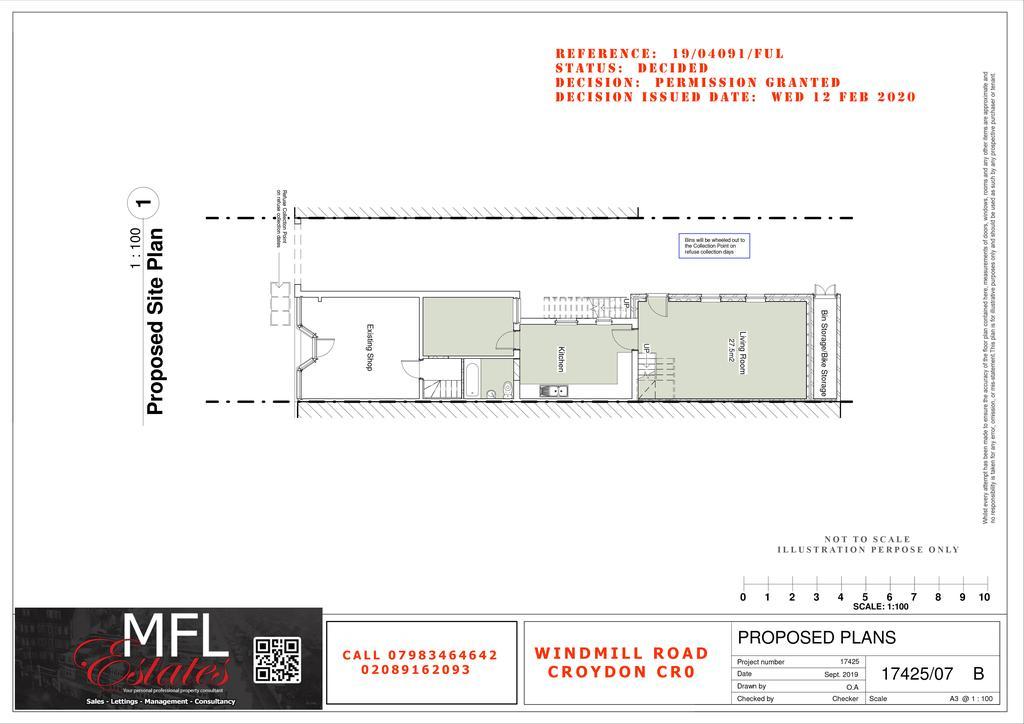 Floorplan 9 of 10