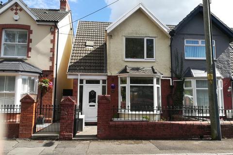 3 bedroom end of terrace house for sale - 22 Coronation Street, Aberkenfig, Bridgend, Bridgend County Borough, CF32 9PS