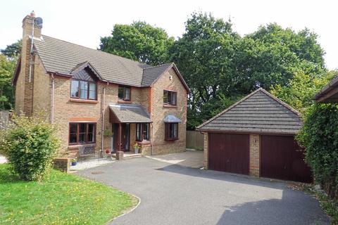 4 bedroom detached house for sale - Kingcup Close, Broadstone