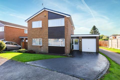 4 bedroom detached house for sale - Solway Rise, Dronfield Woodhouse
