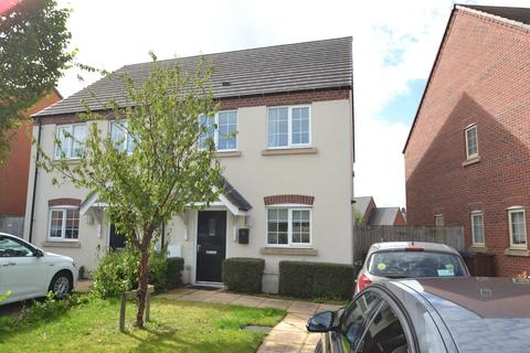 2 bedroom semi-detached house for sale - Heron Brook, Gnosall