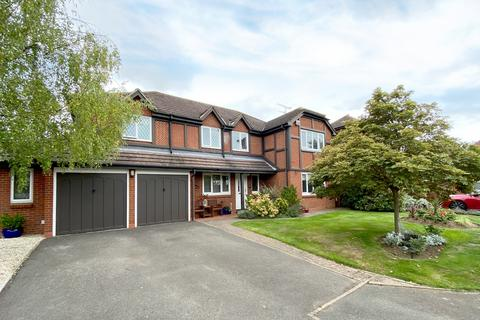 5 bedroom detached house for sale - Hawkswood Drive, Balsall Common