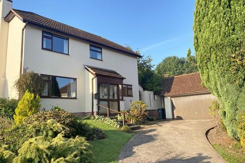 3 bedroom detached house for sale - Upton Pyne, Exeter, Devon
