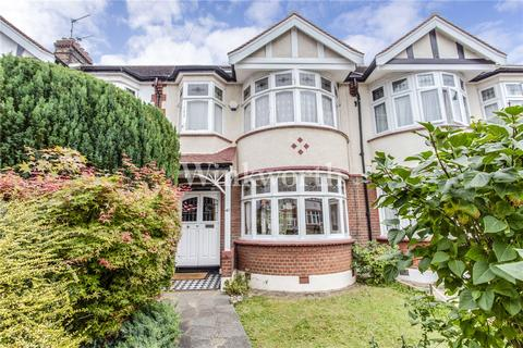 4 bedroom terraced house for sale - Madeira Road, London, N13