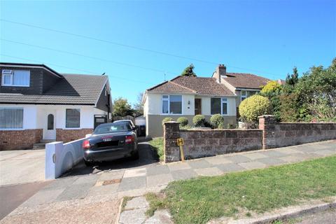 2 bedroom semi-detached bungalow to rent - Hillside Road, Lancing