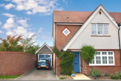 3 bedroom semi-detached house for sale - Woodland Drive, Exeter