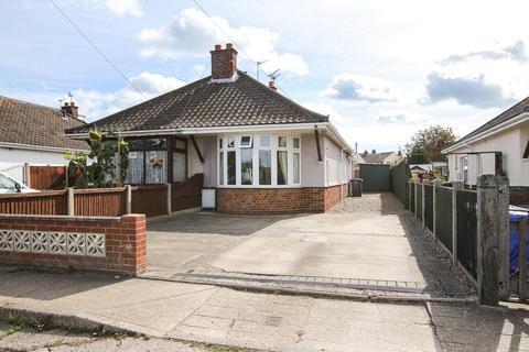 2 bedroom semi-detached bungalow for sale - Beccles Road, Bradwell