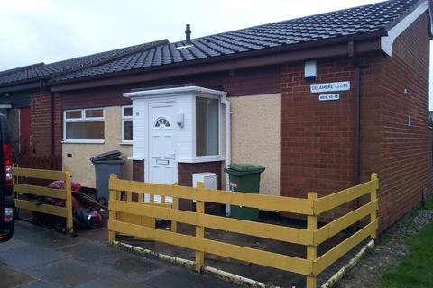 1 bedroom terraced bungalow to rent - 13 Delamere Close