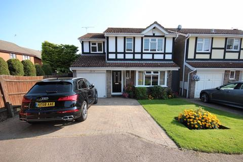 4 bedroom detached house for sale - Executive 4 bedroom family home with Conservatory
