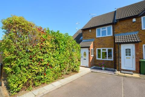 2 bedroom end of terrace house for sale - Lucas Gardens, Barton Hills, Luton, Bedfordshire, LU3 4BG