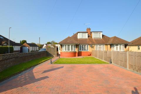 2 bedroom bungalow for sale - Poplar Avenue, Warden Hills, Luton, Bedfordshire, LU3 2BP
