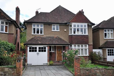 4 bedroom detached house for sale - Manor Court Road, Hanwell, London, W7 3EL